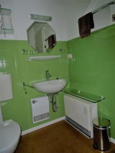 安德尔奎勒度假屋的一间浴室