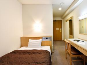 札幌珍珠城市饭店客房内的一张或多张床位