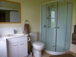 米兰达民宿住宿加早餐旅馆的一间浴室