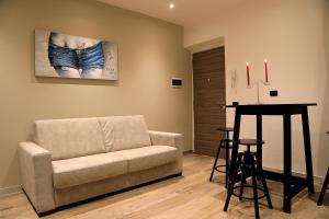 斯佛拉大教堂公寓的休息区