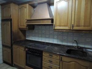 Chaoetxea的厨房或小厨房
