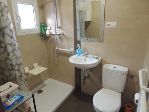 Chaoetxea的一间浴室
