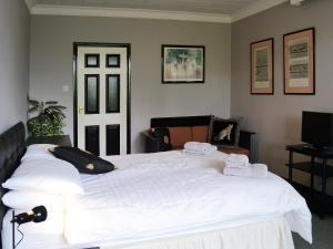 金斯伍德乡村别墅客房内的一张或多张床位