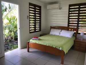 Marine Cup客房内的一张或多张床位