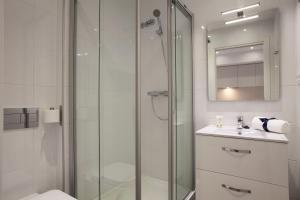 ADN宜居公寓的一间浴室