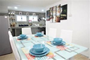 Homestay Chiang Mai | Lino House餐厅或其他用餐的地方