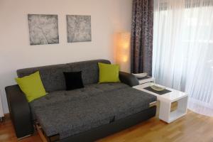 Komfort Apartments Alte Donau/Donauzentrum的休息区