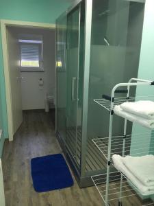 Ferienwohnung Pfeifer的一间浴室