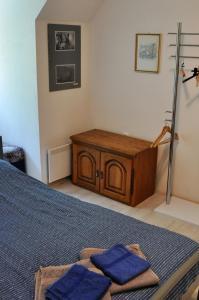 Simpli Apartments客房内的一张或多张床位