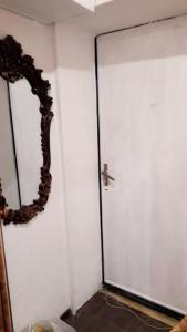 Квартира в центре Пятигорска的一间浴室