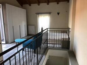 A ca di Elisa&Pietro的阳台或露台