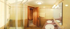 菲林多夫西布里克托尼酒店的一间浴室