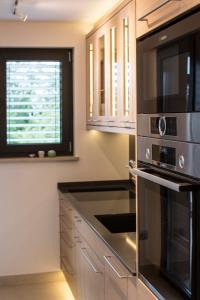 Arka plan的厨房或小厨房