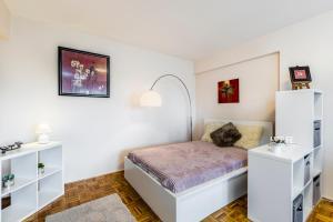 City Design II客房内的一张或多张床位