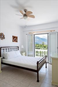 佩尔纳瑞公寓酒店客房内的一张或多张床位