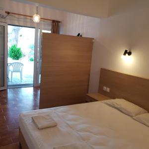 Villa Elpiniki客房内的一张或多张床位