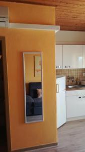 伊莎贝拉别墅的厨房或小厨房
