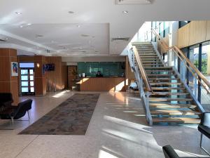 Nesuto Parramatta大厅或接待区