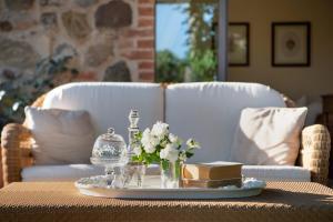 Villa San Sanino - Tuscany餐厅或其他用餐的地方