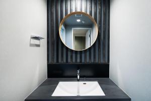 SITSURAE OSAKA Shinsaibashi的一间浴室