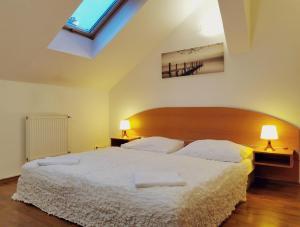 阿芒德蒙特公寓客房内的一张或多张床位