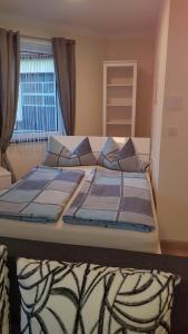 Lessig Zimmer Vermietung客房内的一张或多张床位