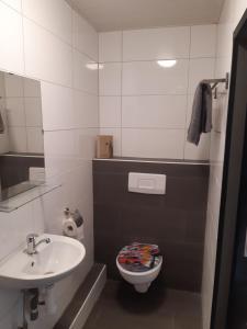 罗登伯格旅馆的一间浴室