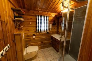 森达尔斯峡湾弗雷德斯维克度假屋的一间浴室
