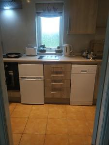 博兰德农场的厨房或小厨房