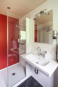 加尼碧姬酒店的一间浴室