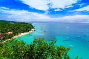 Tropicana Ocean Villas鸟瞰图