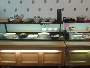 罗宾逊学院酒店 - 剑桥大学餐厅或其他用餐的地方