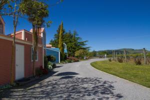 马尔格林葡萄园别墅酒店(Margrain Vineyard Villas)