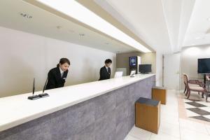 松本艾斯旅馆的员工