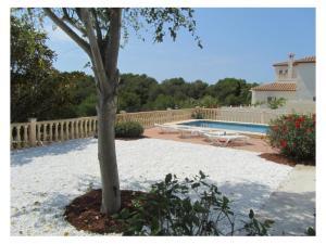 Villas Monte Jávea - BTB内部或周边的泳池