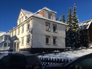 冬天的Apartment Leila