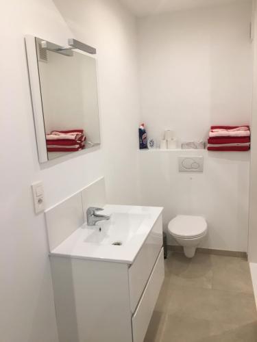 apartment Seaside的一间浴室