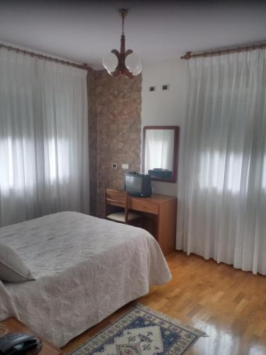 Hotel Arume客房内的一张或多张床位