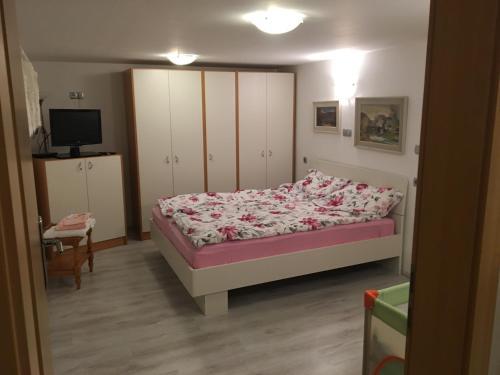 Apartma Metka客房内的一张或多张床位