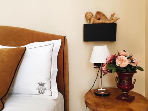罗马之家豪华公寓的休息区