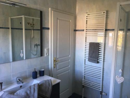 Votre location aux pieds des Vosges的一间浴室
