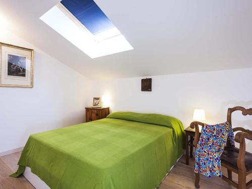 Taormina Stationhouse客房内的一张或多张床位