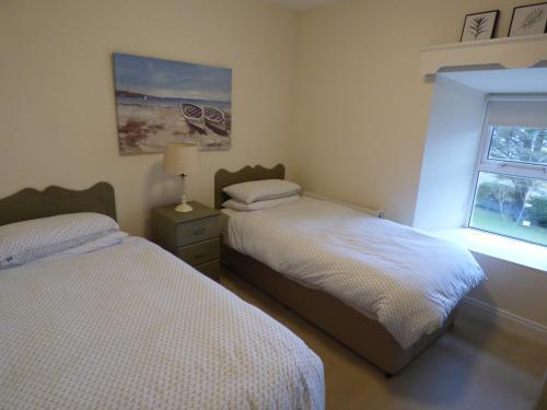The Convent客房内的一张或多张床位