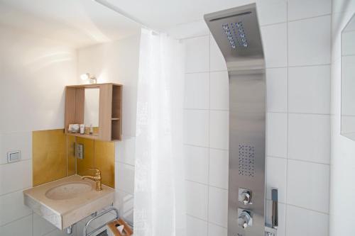 Designpension Idyll Nr2 Hotel Garni的一间浴室