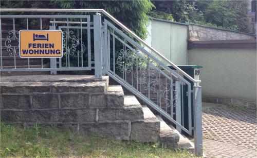 Brockenblick-Tourist的门面或入口