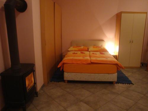 Apartment Florjancic客房内的一张或多张床位
