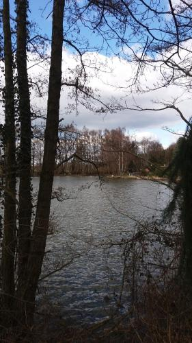 冬天的Ferienpark Tannenbruchsee