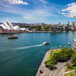 悉尼 3622家酒店