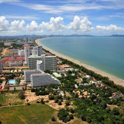 乔木提恩海滩 1454家酒店