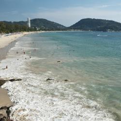 芭东海滩 1083家酒店
